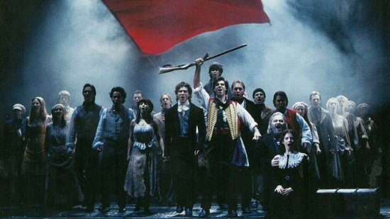 One Day More from Les Miserables via Playbill
