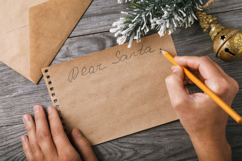 An Open Letter to Santa Claus (2018 Edition)