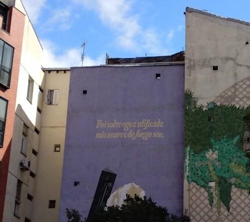 Madrid Motto