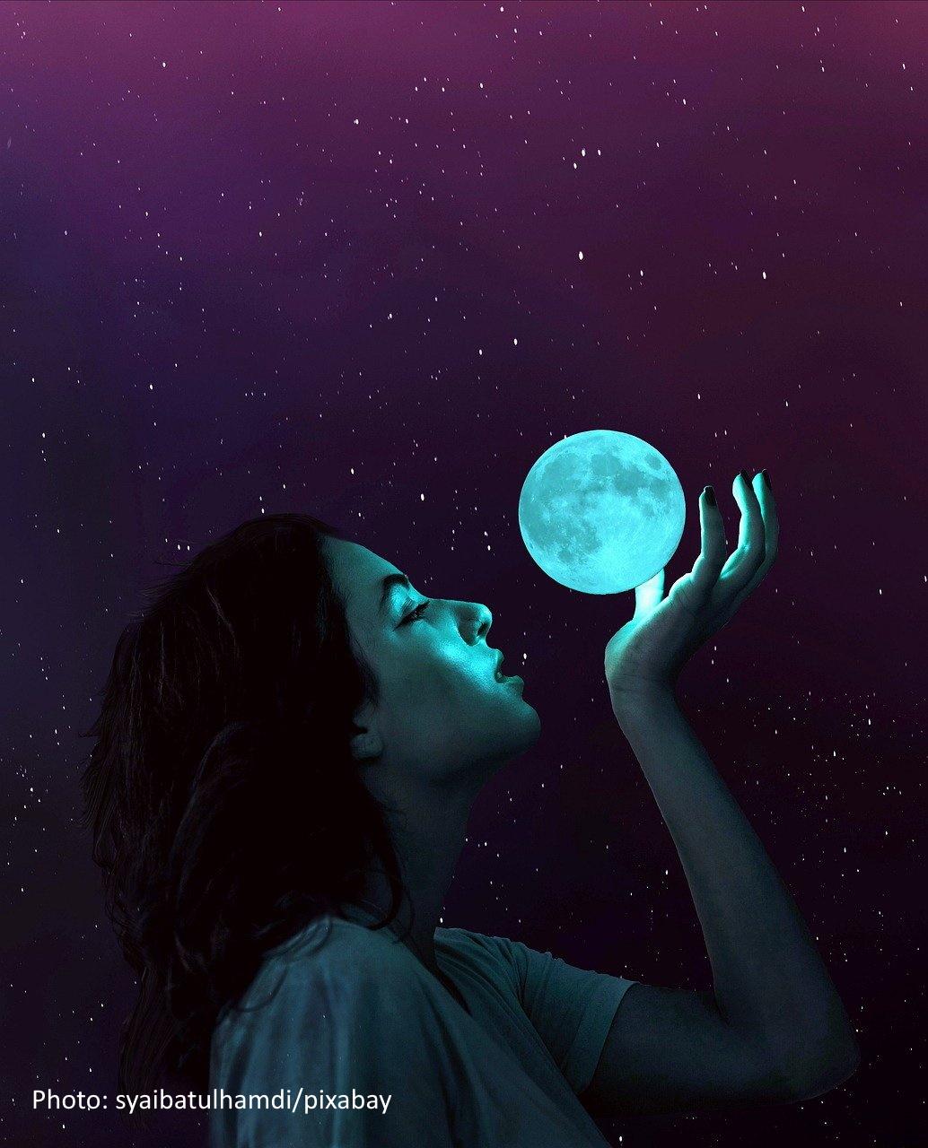 La Signora della Luna
