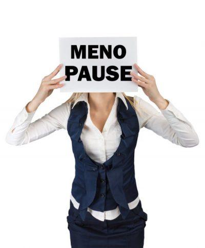 woman at work menopause