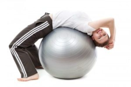 exercising 101 exercise ball
