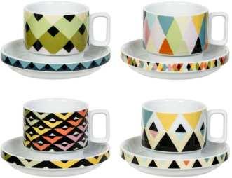 MAGPIE - VIVA ESPRESSO CUPS - SET OF 4 $46.44