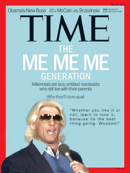 time magazine millennials