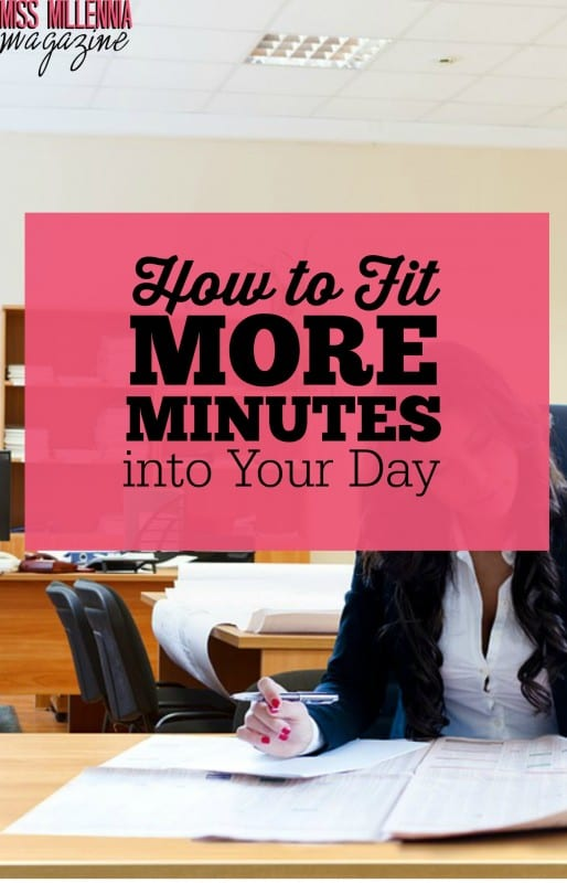 Having more time can help you mentally & physically. Whether you're a busy parent or gal about town, here are 6 easy ways to win back some of your day.