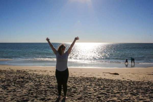 california beach tampon