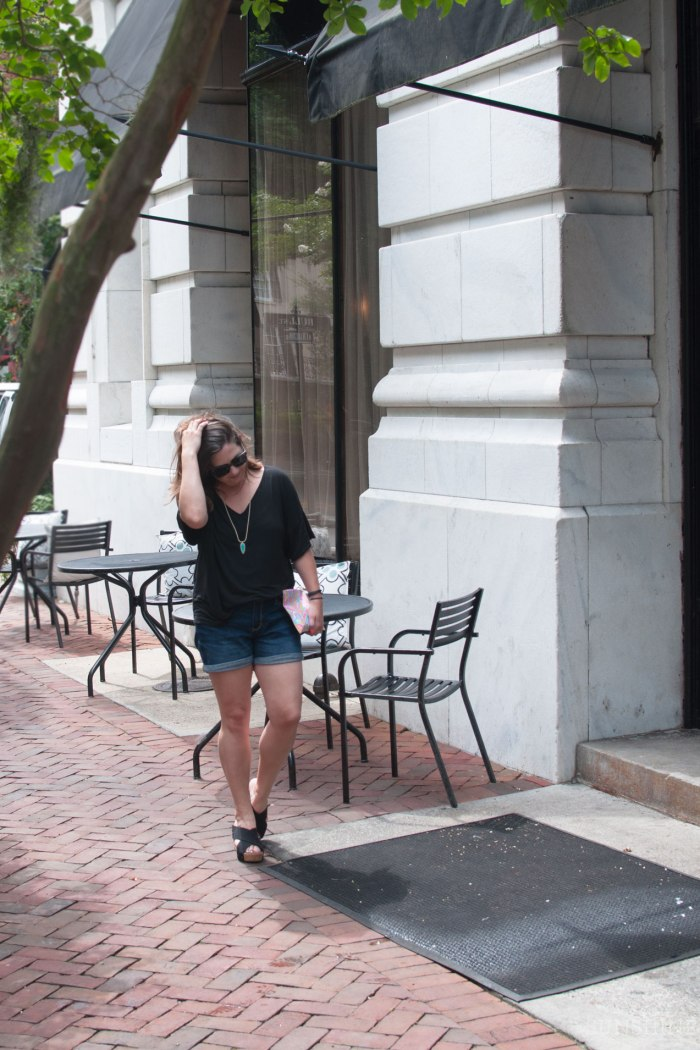 Travel Style: Lunch in Savannah