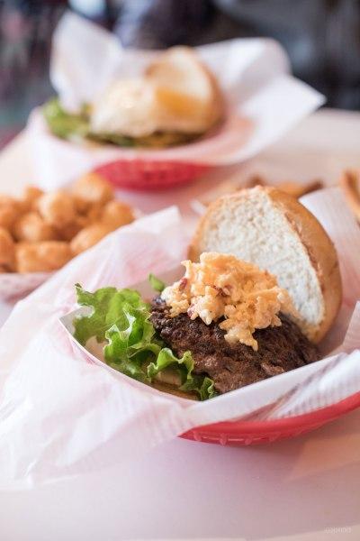 Clocked!, Burgers in Athens, GA