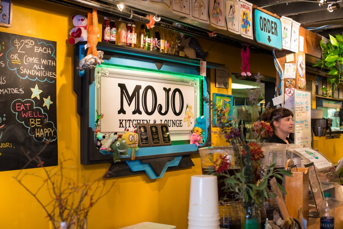Bluegrass Brunch at MOJO Kitchen and Lounge Asheville, North Carolina featured by top US travel blogger, Miss Molly Moon