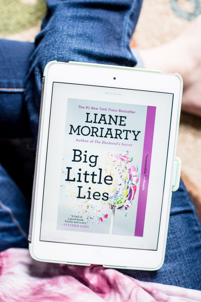 Back on the Shelf: Big Little Lies + February Reading Update