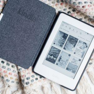 Kindle-PaperWhite | Ebook-Reading-List | @missmollymoon | www.missmollymoon.com