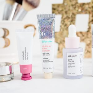 A few of my summer Glossier favorites // Miss Molly Moon