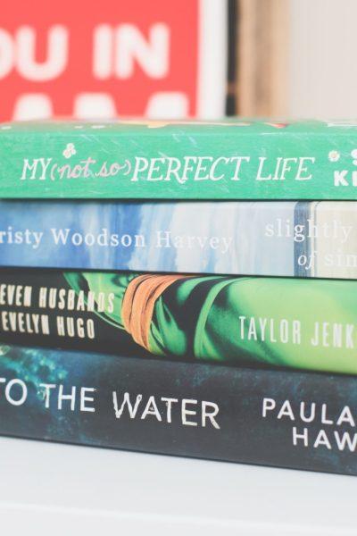 2017 Summer Reading List // Miss Molly Moon