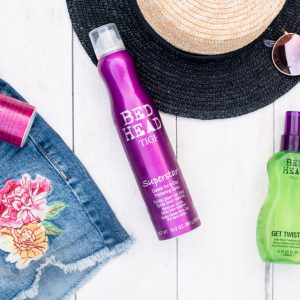 Festival Ready with Bedhead by TIGI // Miss Molly Moon