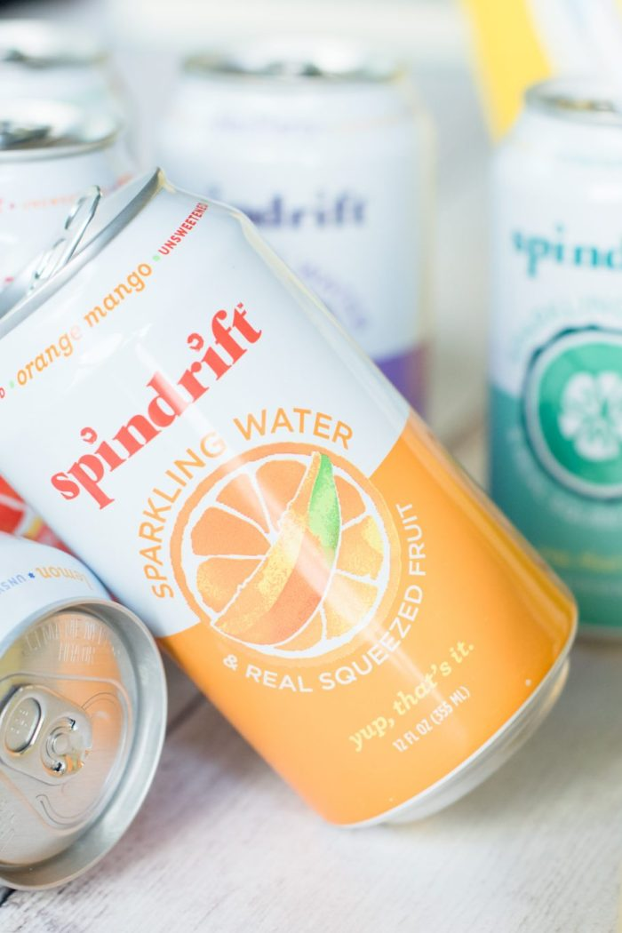 Soaking Up the Last Bit of Summer with Spindrift Seltzer