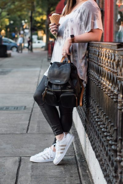 The Best Faux Leather Leggings and How to Wear Them
