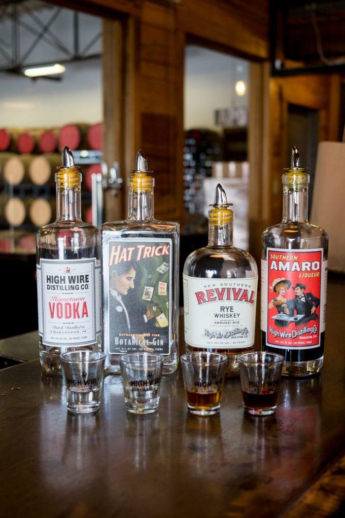 A Little Distillery in Charleston