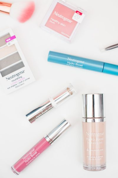 Combat Winter Dry Skin with Neutrogena HydroBoost Makeup #ad // Miss Molly Moon | How to Combat Winter Dry Skin with Neutrogena Hydroboost, featured by top US beauty blogger, Miss Molly Moon