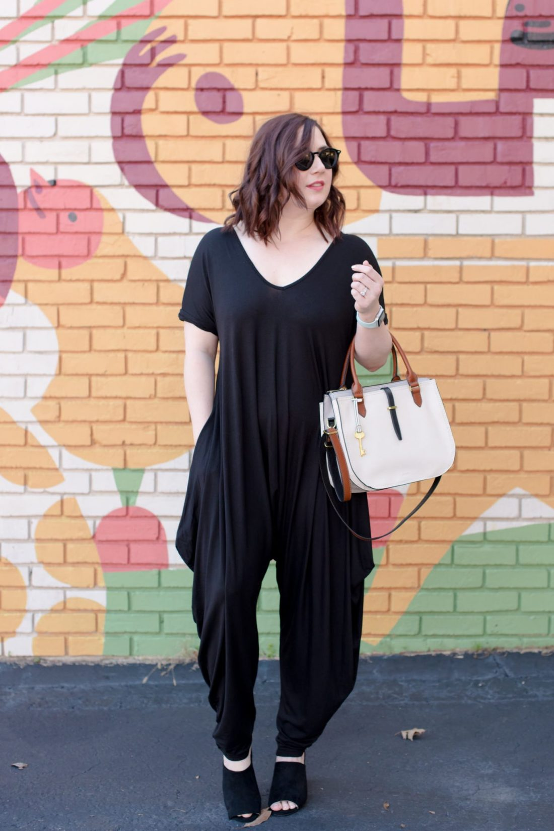 The Most Comfortable Jumpsuit for Spring // Miss Molly Moon