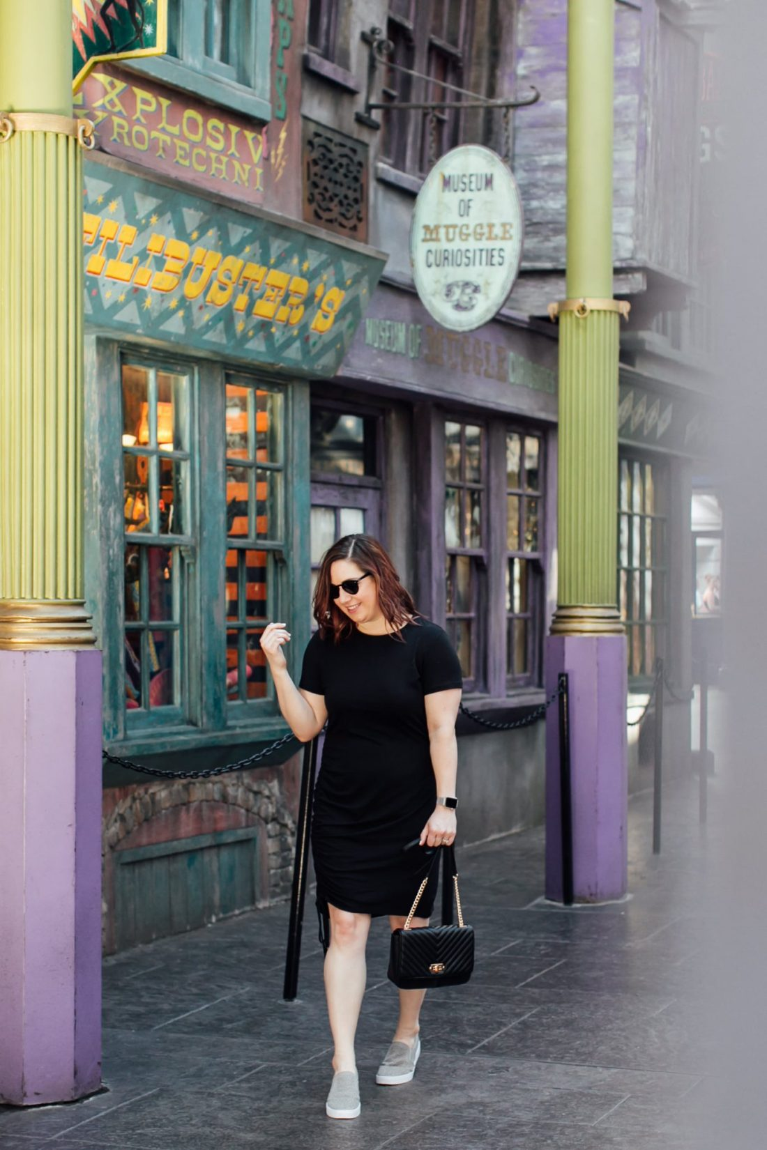 Universal Orlando // Miss Molly Moon