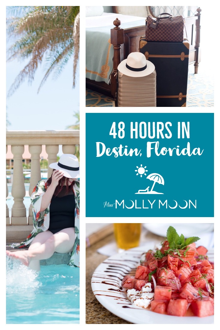 Things to Do in Destin, FL | 48 Hours in Destin, FL | Destin, Florida Travel Guide | www.mismollymoon.com