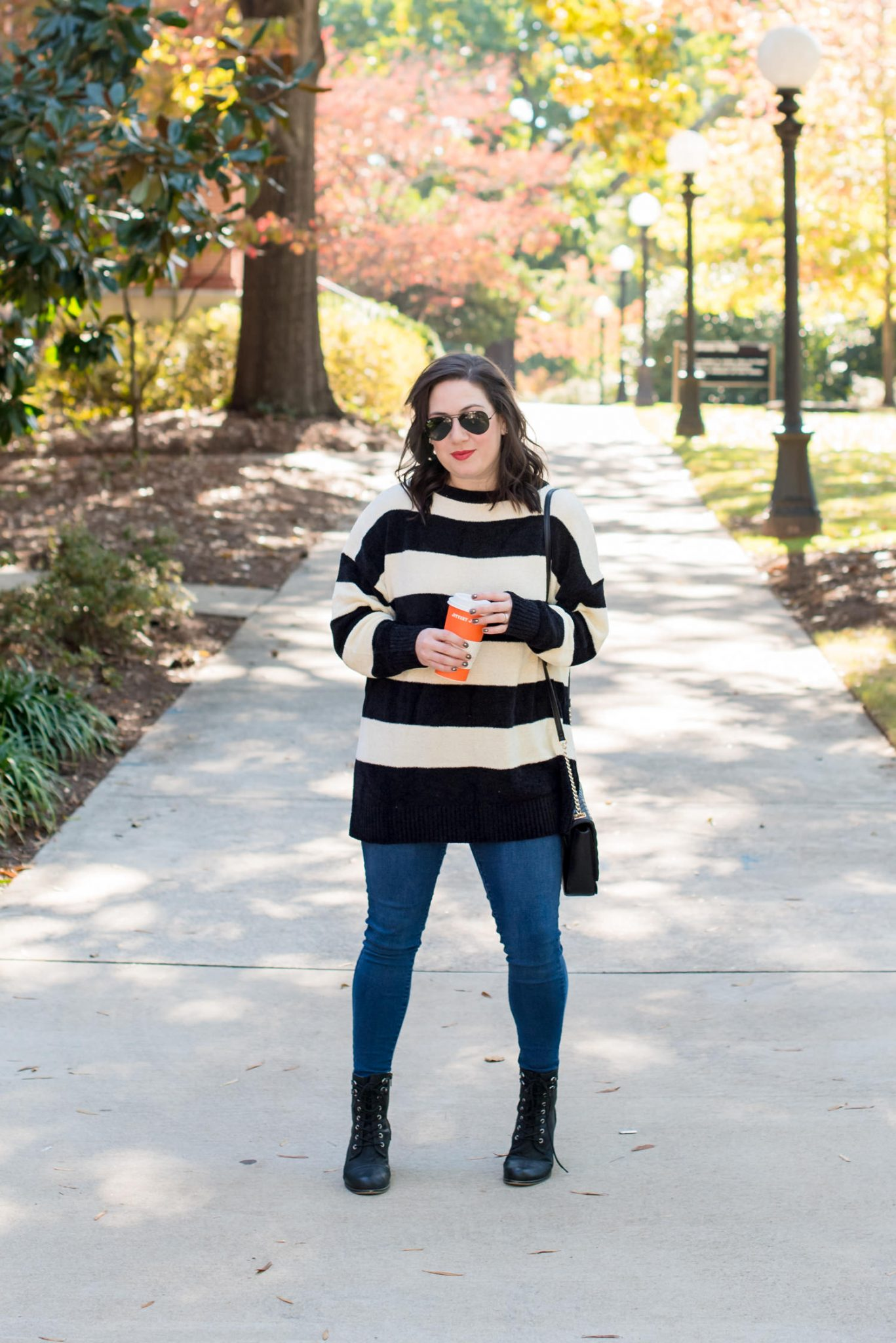 How to put together the perfect Thanksgiving outfit // Miss Molly Moon
