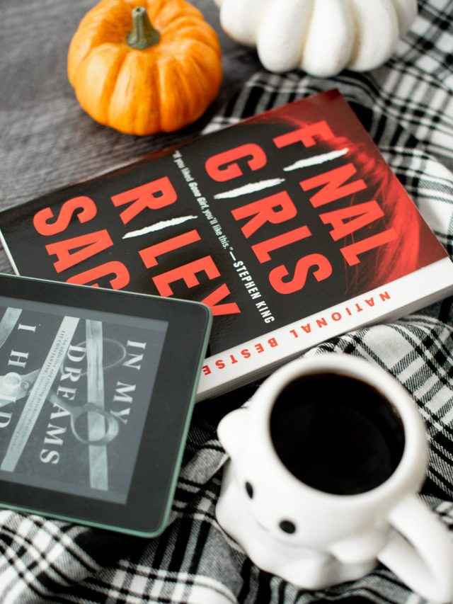 10 Spooky Books to Read This Month