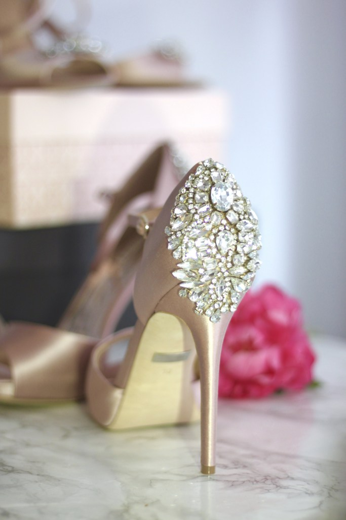 Wedding Shoes by Badgley Mischka