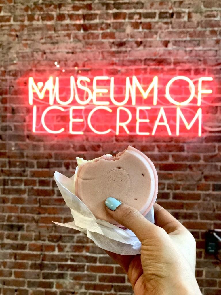 The Museum of Ice Cream
