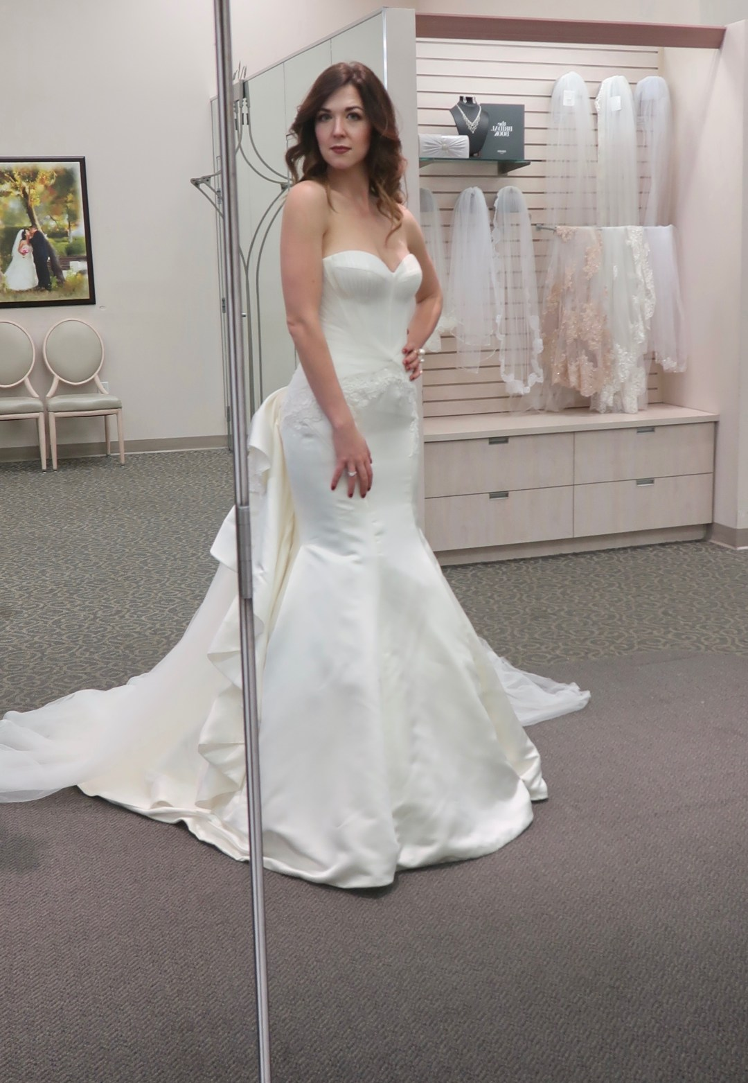 Bride on a Budget: Score a Designer Dress at David\'s Bridal - Miss ...