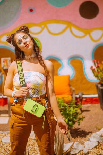 women's Coachella outfit