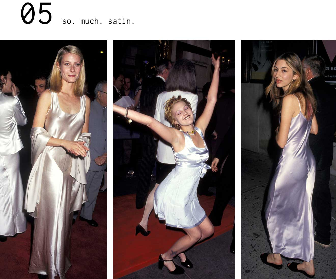 90s Fashion Moments