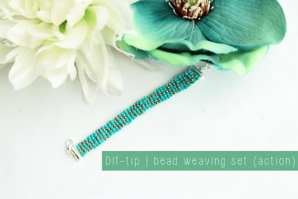 DIY-tip | bead weaving set van Action