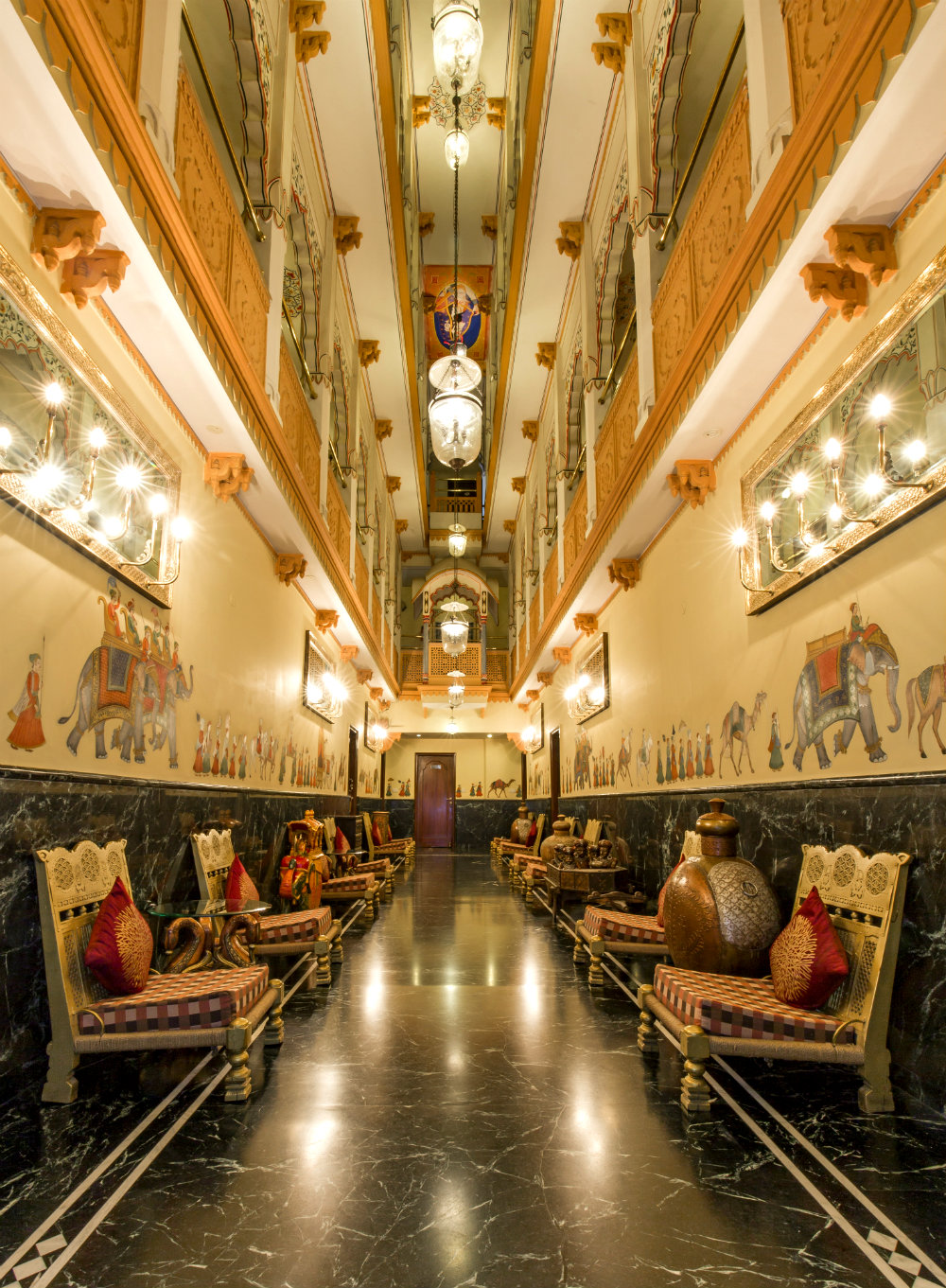 Jaipur Luxury Heritage Hotels