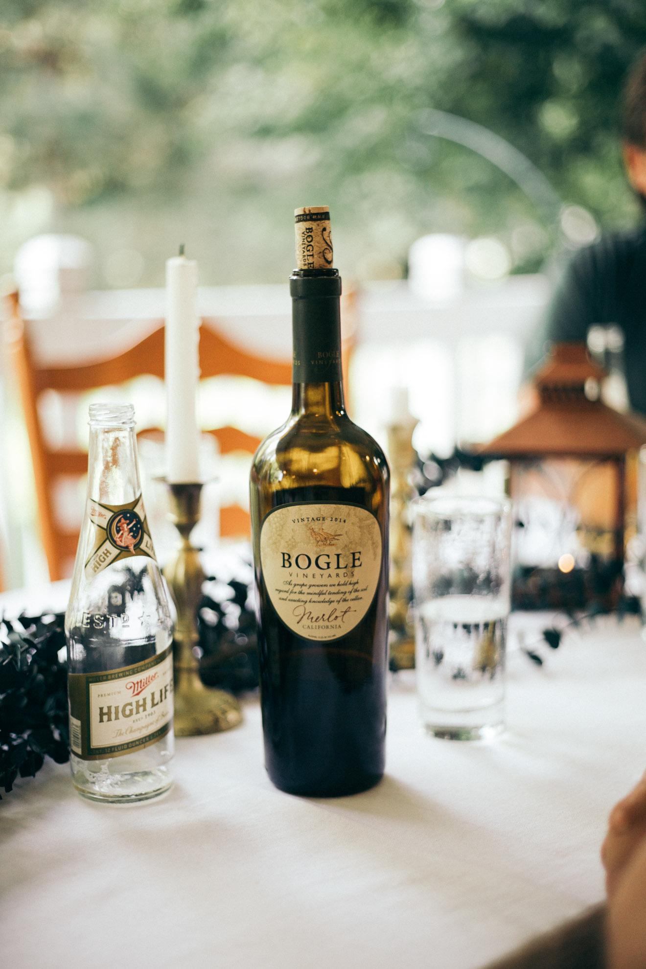 bogle vineyards red wine merlot
