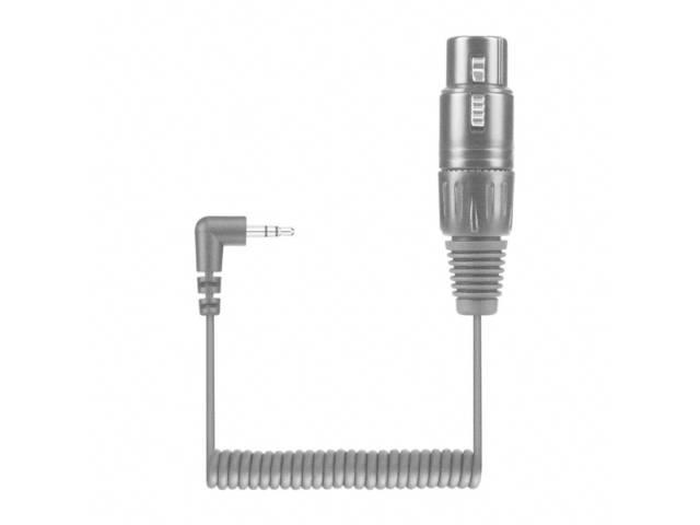 câble XLR-3 vers Jack 3.5 mm SENNHEISER KA 600 pour MKE 600