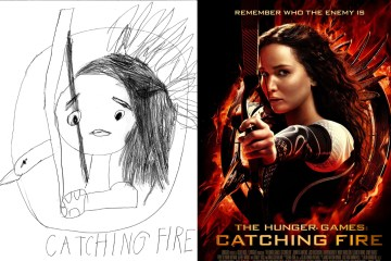 Hunger Games Catching Fire by Phoenix