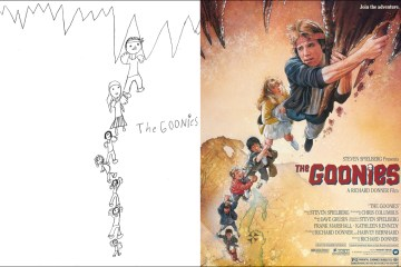 Goonies by MissObservation