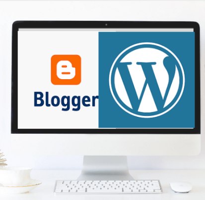 How to switch from Blogger to WordPress