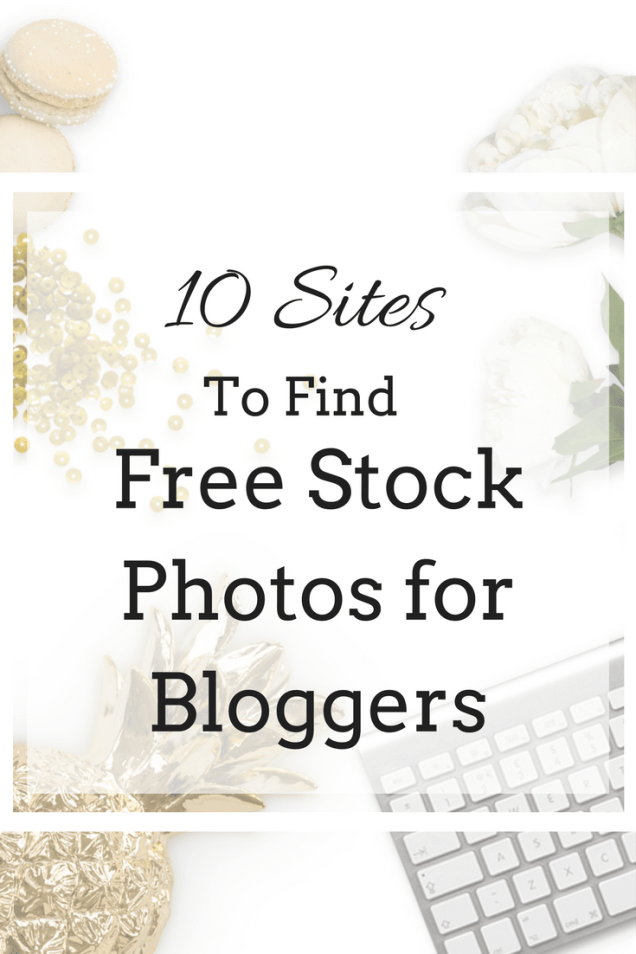 Free stock photos for bloggers