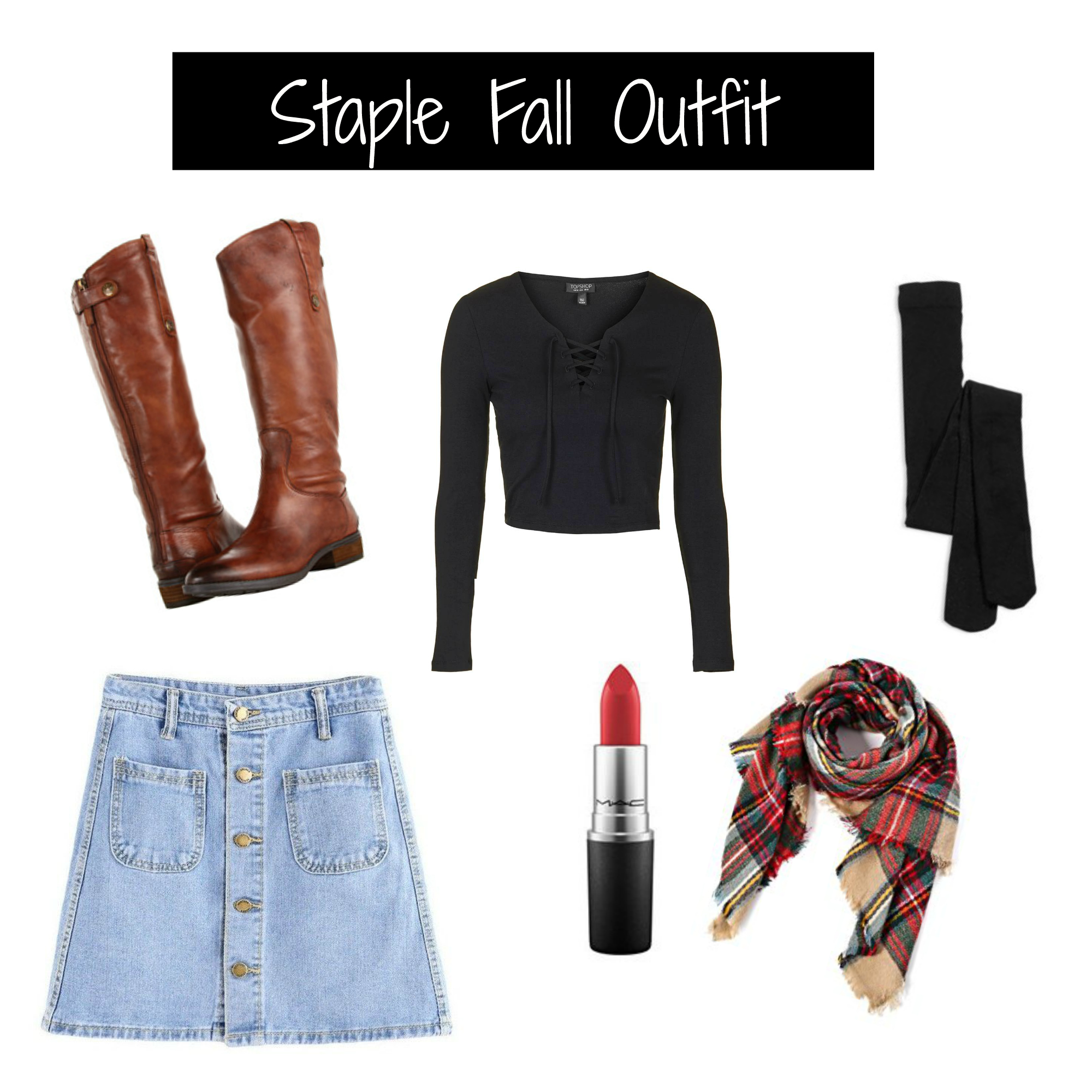 staple fall outfit