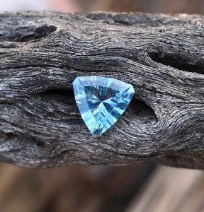 1.4ct unheated Montana Sapphire