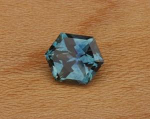 Montana Sapphire, Heated