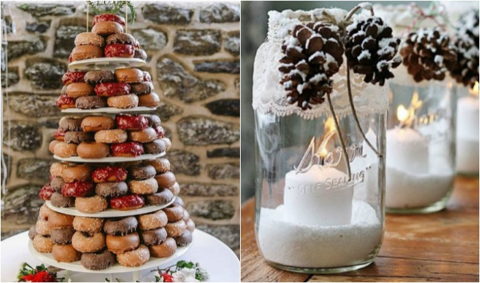 10 christmas wedding ideas you must have for your winter wedding christmas wedding ideas junglespirit