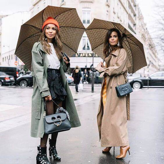 b2c84a7 1 - Stay Waterproof: 10 Rainy Outfit Ideas To Start With
