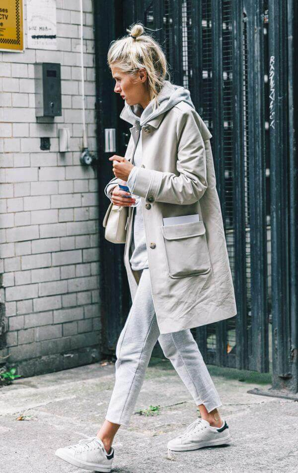 rainy day outfits 1 1 - Stay Waterproof: 10 Rainy Outfit Ideas To Start With
