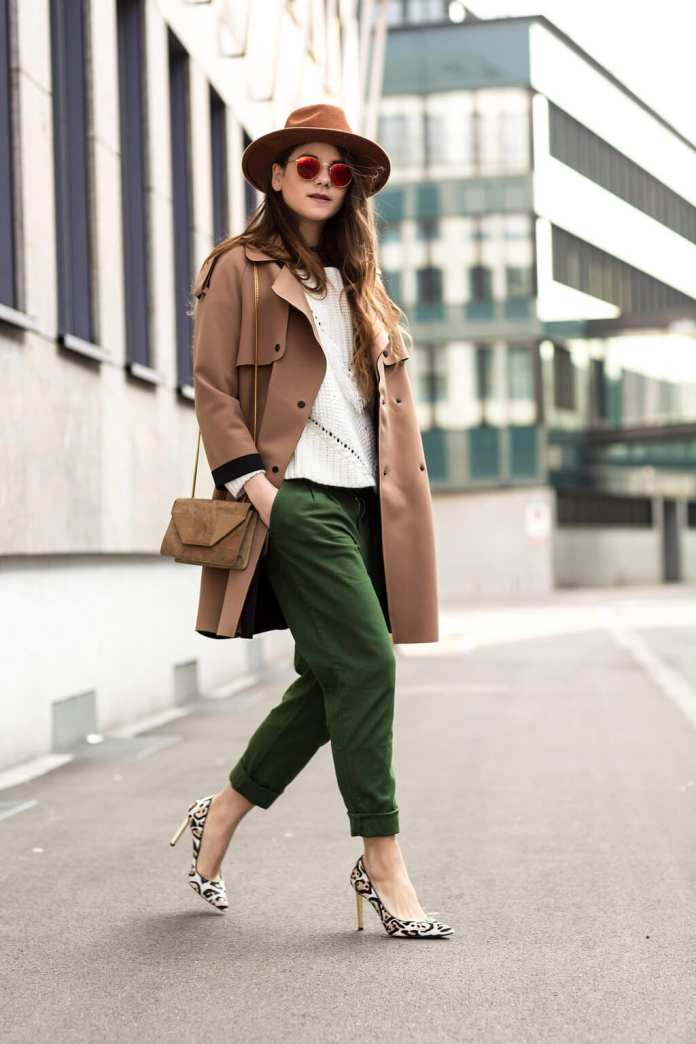 0. www.thefashionfraction.com  - 6 Shades of Green: How to Wear Green Pants to Create Stylish Outfits