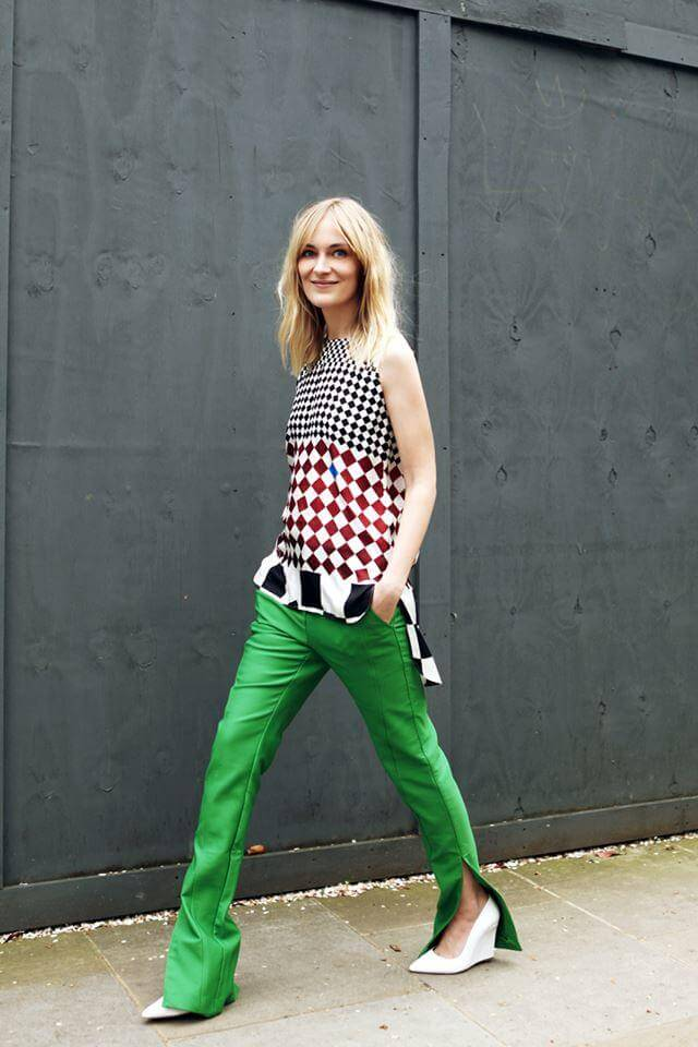 4. www.hamzairinahils.com  - 6 Shades of Green: How to Wear Green Pants to Create Stylish Outfits