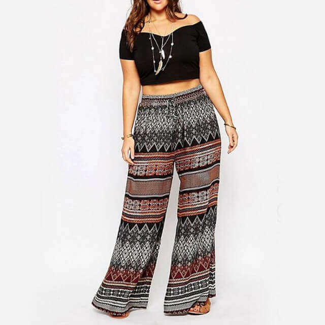 plus size outfit idea