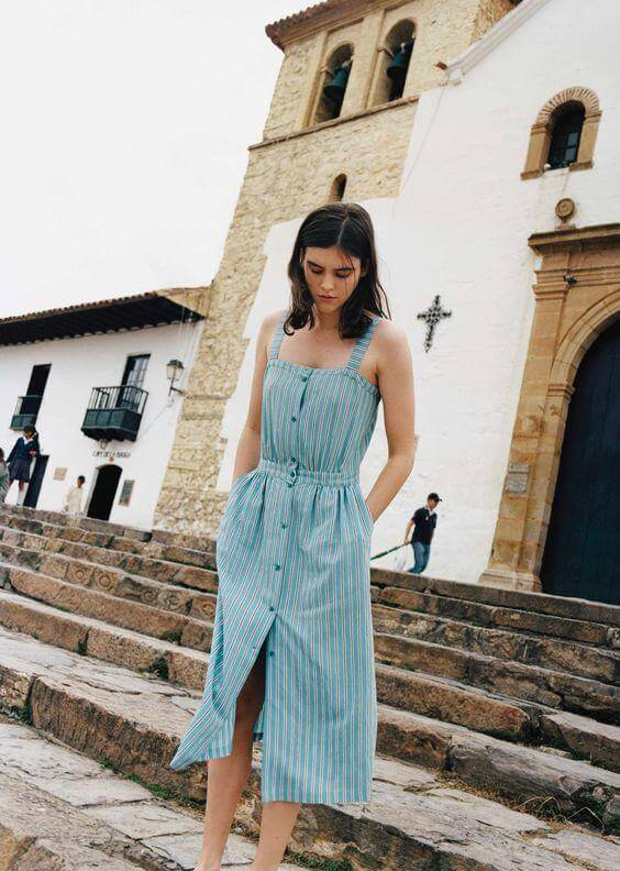 23 Best Cotton Summer Dresses for 2018